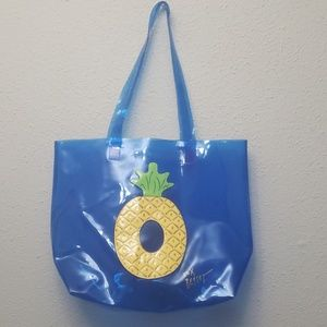Betsey Johnson Pineapple Tote